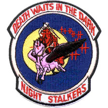 "4"" Army 160TH Soar 101ST Airborne Night Stalkers Embroidered Patch - $17.09"