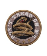 Rothco Dont Tread On Me Round Patch - 73193 - $7.91
