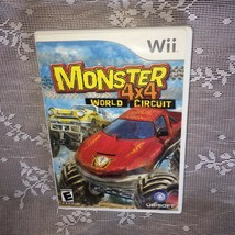Monster 4X4: World Circuit (Nintendo Wii, 2006)==FAST Free Shipping= - $7.51