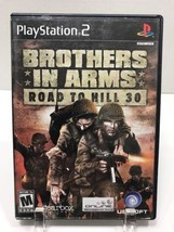 Brothers in Arms: Road to Hill 30 (Sony PlayStation 2, 2005) - $10.88