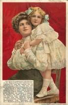 1908 POSTCARD METROPOLITAN LIFE INSURANCE NOTICE OF CALENDAR FOR 1909 VI... - $4.11