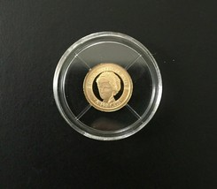 American Mint .5g 14 K GOLD American Mini Medal - Princess Diana - w/ COA - $75.00