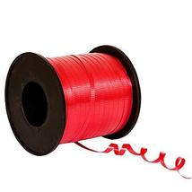 Red Curling Ribbon, 500 Yd. - $15.99