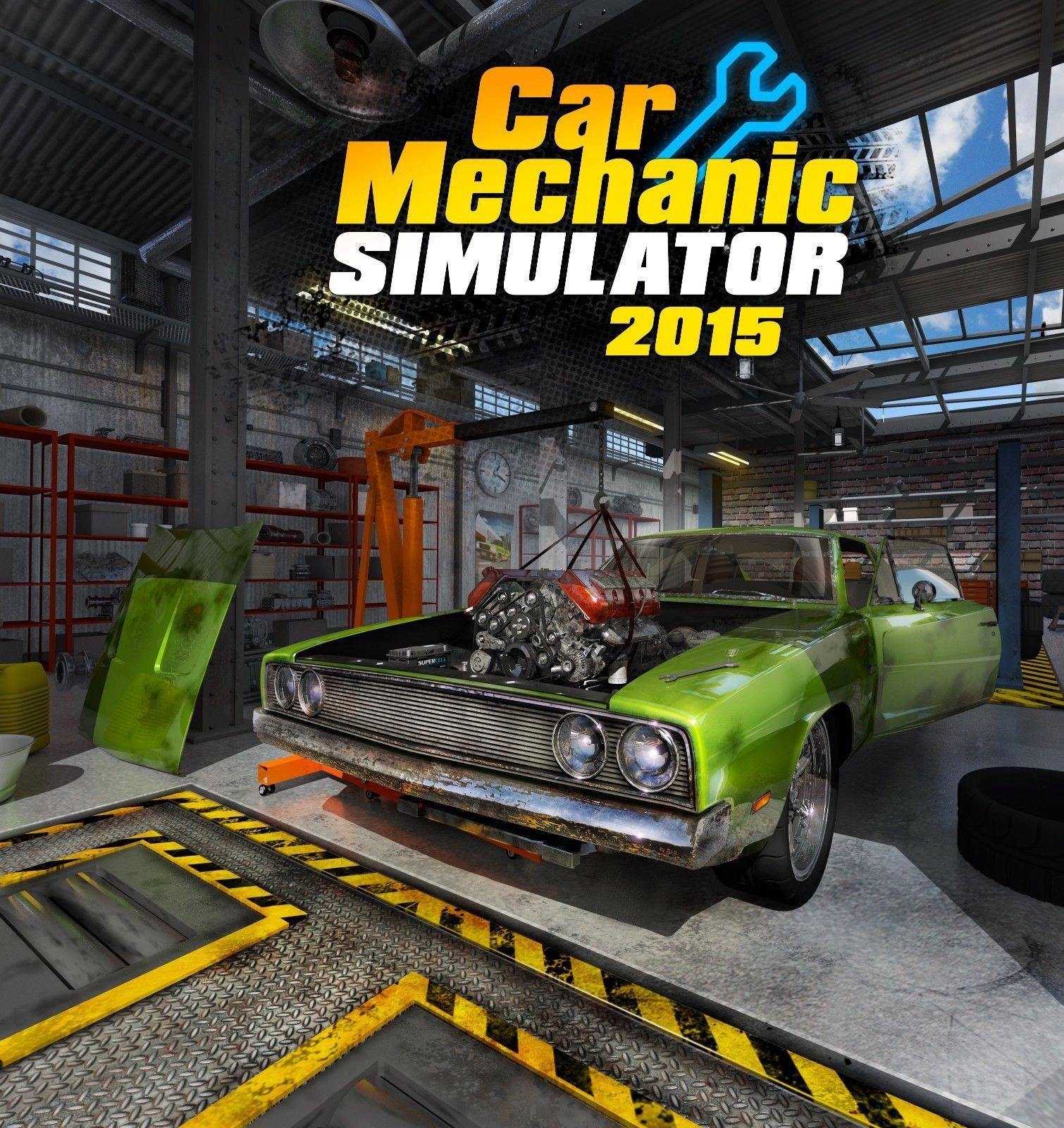 playway  Car Mechanic Simulator Bentley  on STEAM now!