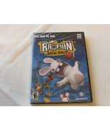 Rayman Raving Rabbids Ubisoft E Everyone PC Game Bunnies Gone Bad 683193... - $24.74