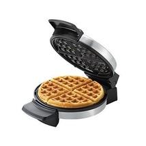 Belgian Waffle Maker Stainless Steel Diameter R... - $25.57