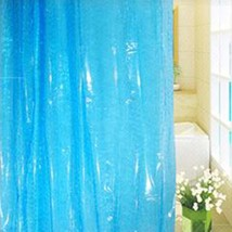 1.8*1.8m Moldproof Waterproof 3D Thickened Bathroom Bath Shower Curtain Eco-frie - $25.09