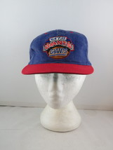 New York Giants Hat  (VTG) - Stonewash Snapback by Starter - Adult Snapback - $49.00