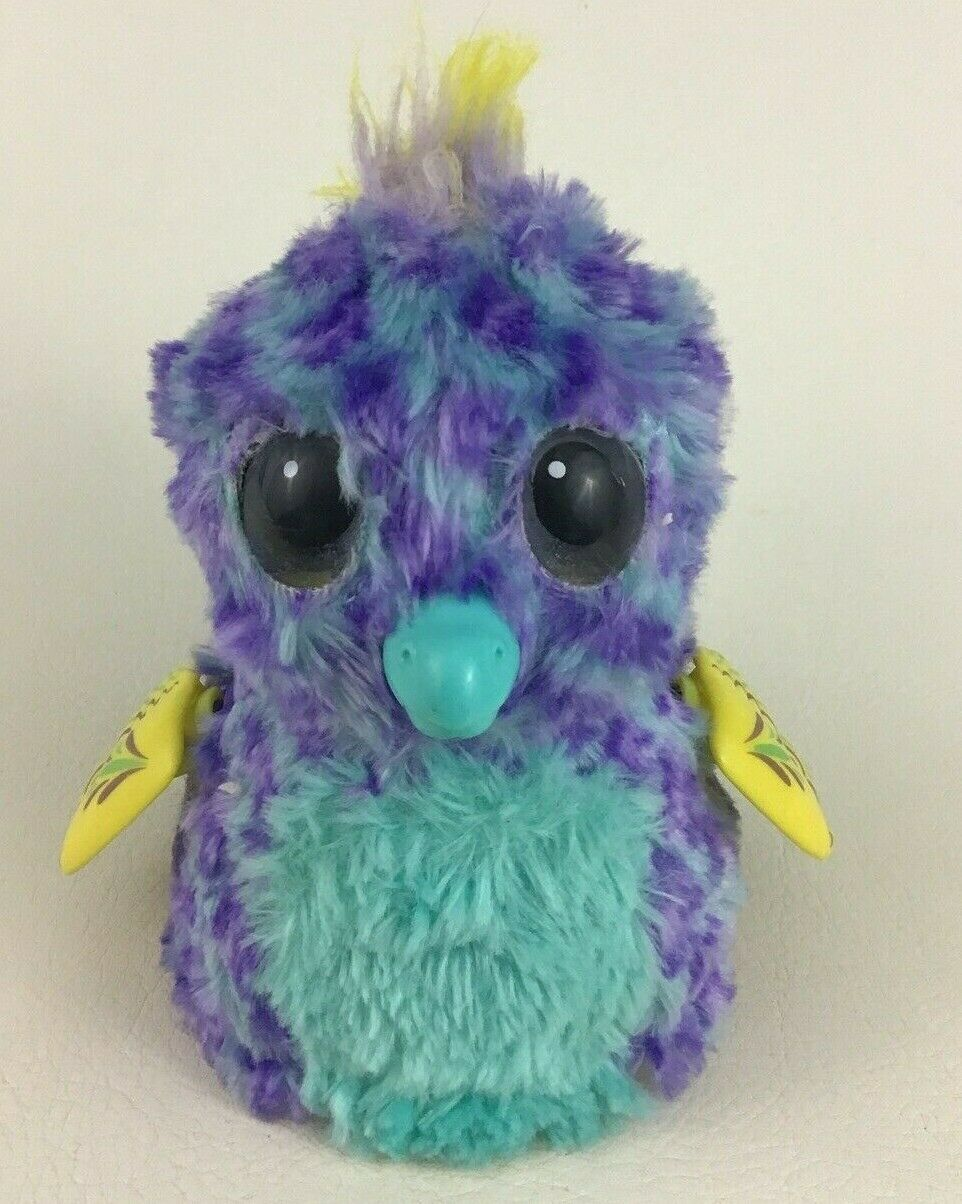 "Hatchimals Penguala 5"" Bird Interactive Pet Spin Master Electronic w Battery  - $21.73"