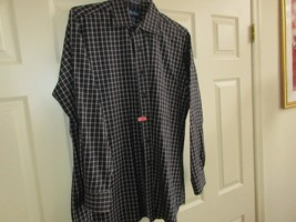 Paul Fredrick , Men's Long Sleeve Shirt , XL , 16 1/2-34/35  , 100% Cotton - $34.65