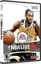 NBA Live 08 (Nintendo Wii, 2007) Brand New Factory Sealed - $14.00