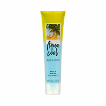 Bath & Body Works Aqua Cool Beach Water Coconut Aloe Lotion 5.4 oz. - $11.99