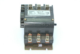 Siemens 14FS+32A Size 2 Motor Started Used ( Coil not Included ) - $108.89