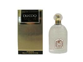 """DUCOQ By Guerlain 3.4 Oz Eau de Cologne Spray Men """"Vintage Version"""" NIB ... - $59.95"""
