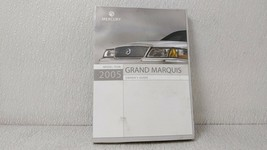 2005 Mercury Grand Marquis Owners Manual 98482 - $31.45