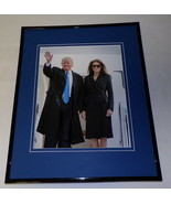 Donald and Melania Trump Framed 11x14 Photo Display - $32.36