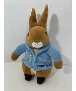 Kids Preferred Peter Rabbit plush bunny 2010 Frederick Warne & Co Beatri... - $7.91