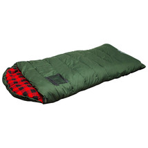 North 49 Frontier 11 Rectangular -35-Degrees Celcius Sleeping Bag - Olive - $297.75