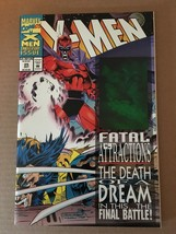X-MEN #25 Marvel Comic Book 1993 NM Condition FATAL ATTRACTIONS WOLVERINE - $8.99
