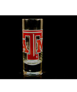 "Texas A&M Aggies NCAA ""Hype"" Tall Shot Glass - $9.84"