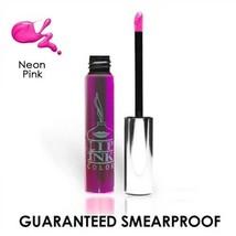 LIP INK Organic  Smearproof LipGel Lipstick - Neon Pink - $24.75