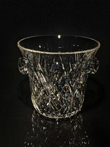 Saint Louis Crystal Champagne Bucket  - $1,295.00