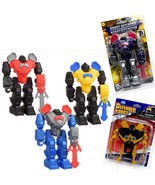 Robot Defenders Random Type 4 inch Action Figure New in box 3+ - $6.99