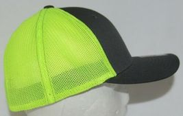 Richardson Trucker R Flex Meshback Fitted Baseball Cap 110 Large  Xlarge image 3