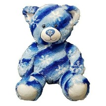 "Build A Bear Snowflake Winter Wonder Teddy Bear Plush 16"" - $24.18"
