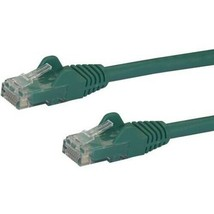 StarTech.com 10 ft Green Snagless Cat6 UTP Patch Cable - $10.21
