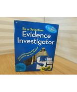 Action Products Curiosity Kits Be A Detective Evidence Investigator Kids... - $14.01
