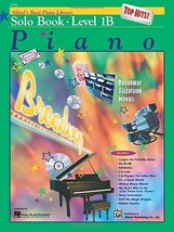 Alfred's Basic Piano Library: Top Hits Solo Book, Level 1B [Paperback] [... - $8.47