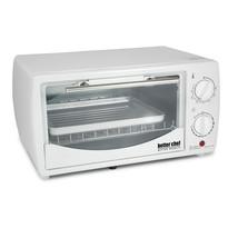 Better Chef 9 Liter Toaster Oven Broiler-White - $67.58
