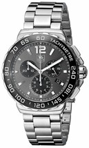 Tag Heuer Men's CAU1115.BA0858 Formula 1 Chronograph Stainless Steel Watch - $2,178.53
