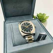 SALE! ZODIAC Grandhydra Ronda 1015 Stainless Steel Watch ZO9953; SWISS MADE - $326.89