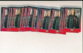 2006 Topps WWE Payback Card UK Version Rare HTF Lot of 21 Edge - $6.00