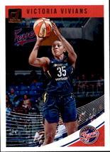 Victoria Vivians 2019 Donruss WNBA Card #33 - $0.99