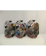 Star Wars 30th Anniversary Action Figure #44 Tycho #43 Romba Graak #40 M... - $53.03