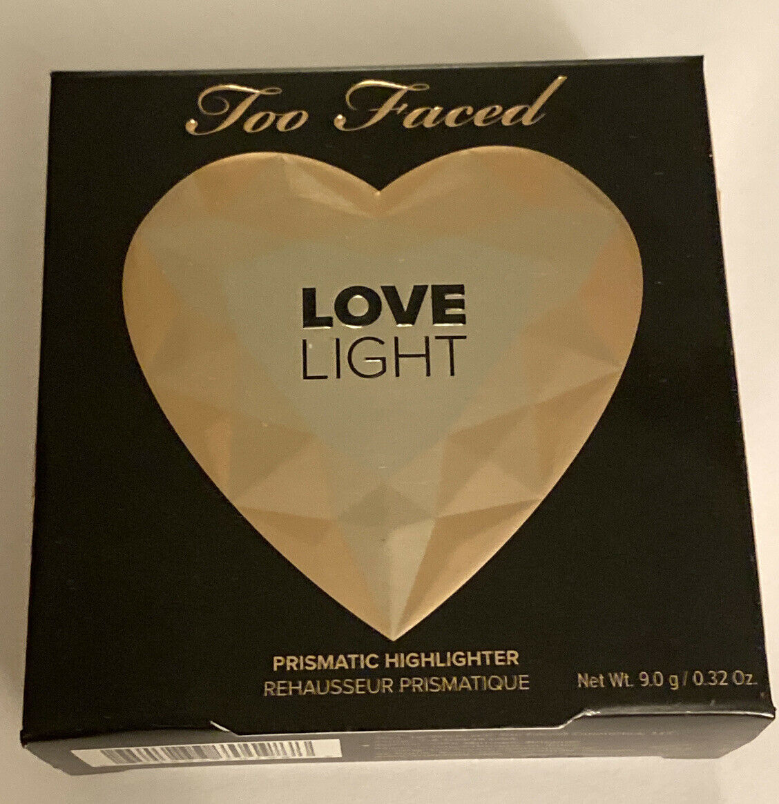 Too Faced Love Light Prismatic Highlighter - Blinded by the Light, Full Size - $16.83