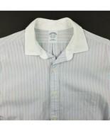 Brooks Brothers Dress Shirt Button Down size-15 1/2 -34 - $36.10