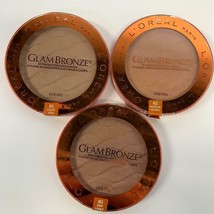 BUY 1 GET 1 AT 20% OFF (Add 2) Loreal Glam Bronzer For Face & Body 01, 0... - $5.42+
