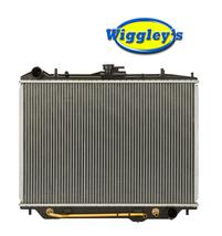 RADIATOR IZ3010106 FOR 98-04 ISUZU RODEO 98-00 AMIGO 98-02 HONDA PASSPORT V6 3.2 image 1