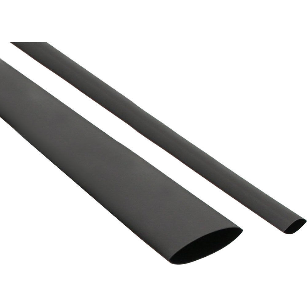 3mm Black Heatshrink Tubing Auto, motor: onderdelen, accessoires 20 Pieces x 200mm Long Overig