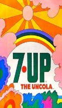 7 UP The Uncola Magnet - $5.99