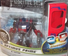 ✰ Optimus Prime Limited Edition Preview Pack With 3D Glasses ✰ SEALED NEW - $14.99