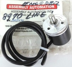 ASSEMBLY AUTOMATION 2002450 INDUSTRIAL ENCODER IS280.0601R33.00512.S175