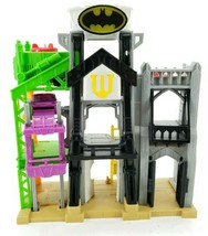 2015 Batman Bat Cave Mattel Lights And Sounds Mattel DHT62T/DNY07T TM & ... - $11.72