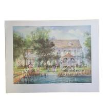 Robert M Rucker Signed & Numbered Print Plantation Anniversary Edition 5... - $103.35