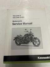 2017 Kawasaki Vulcan S ABS Servizio Riparazione Negozio Officina Manuale... - $108.85