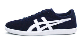 ASICS PERCUSSOR TRS Women's Sneakers Casual Shoes Walking Navy HL7R2-5801 - $69.90